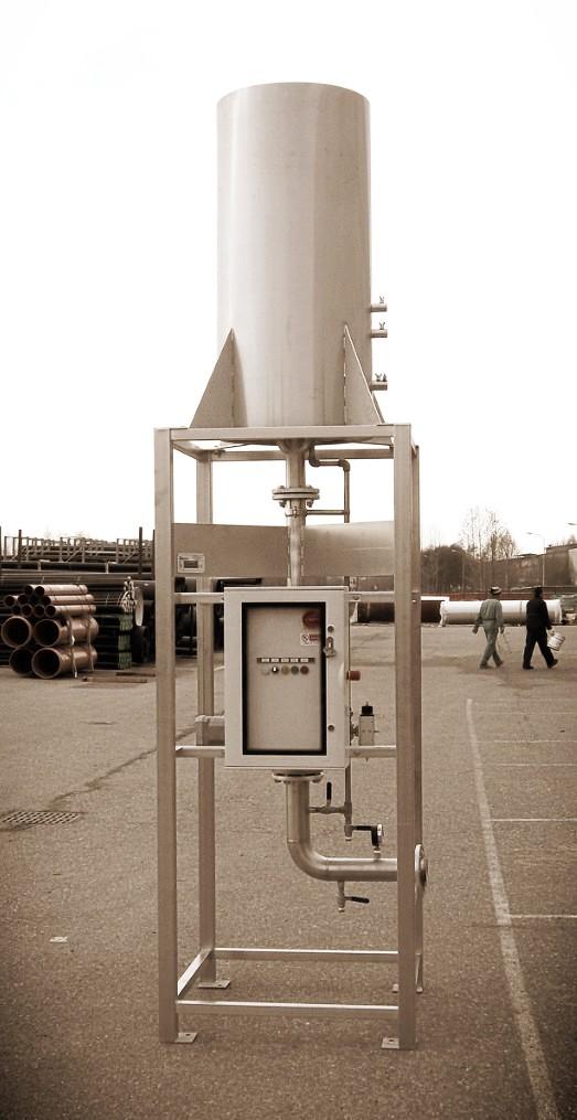 biogasfakkel type emr