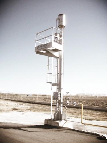 biogasfakkel type t