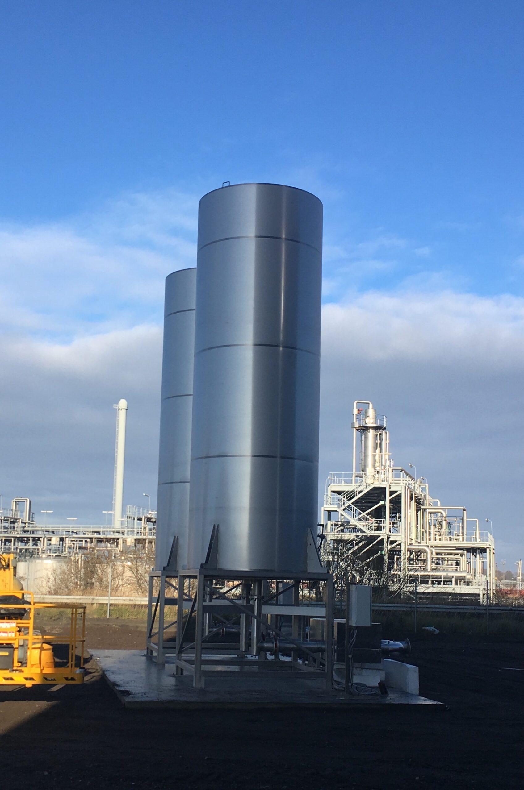 Kalundborg biogas 5000Nm3/h